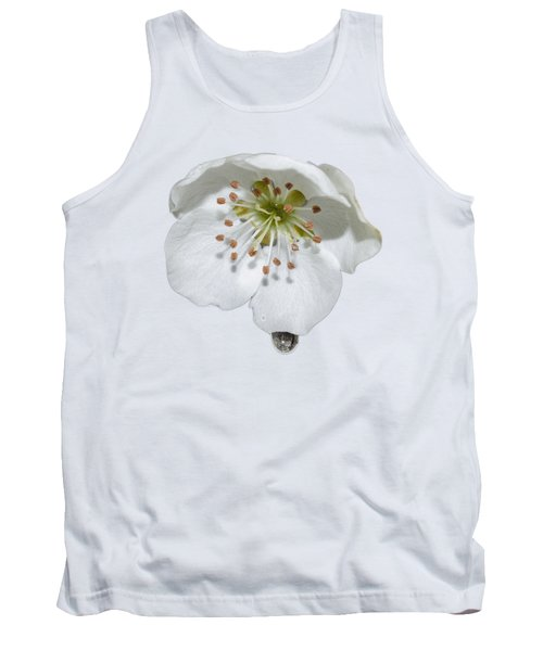 Pear Bloom Tee Shirt Tank Top