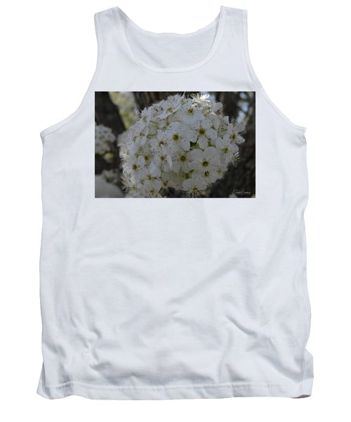Pear Blossoms Tank Top