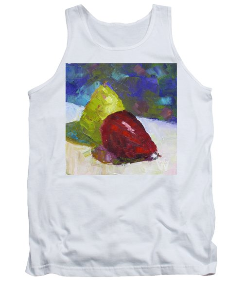 Pear Pair Tank Top