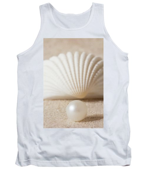 Pearl And Shell Tank Top
