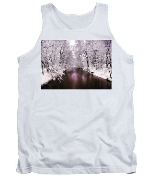 Pearlescent Tank Top