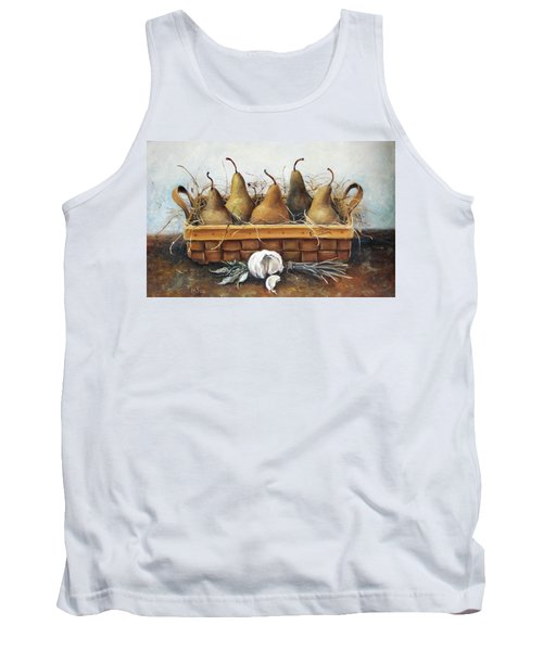 Pears Tank Top by Mikhail Zarovny