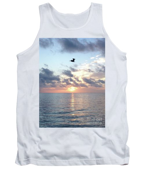 Pelican Dawn Tank Top