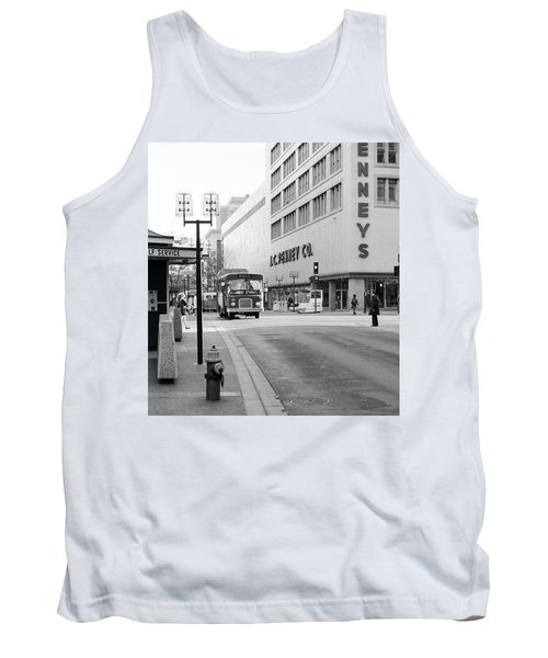 Penney's On The Mall Tank Top