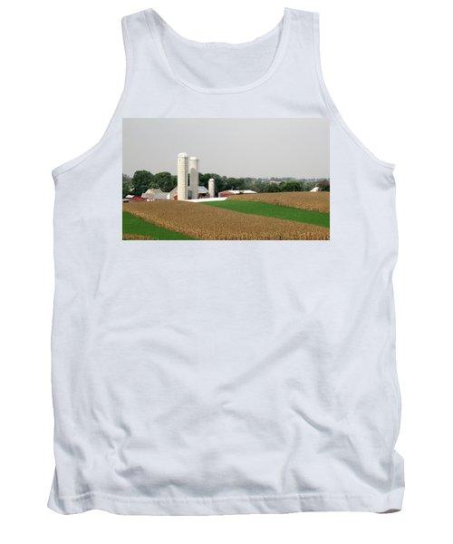 Pennsylvania Farmland Tank Top