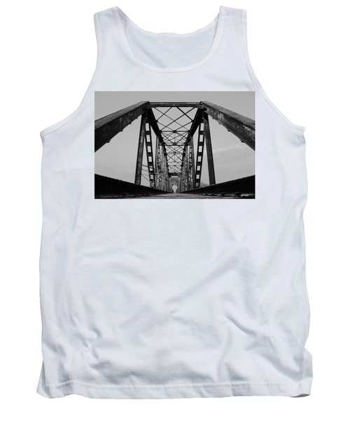 Pennsylvania Steel Co. Railroad Bridge Tank Top