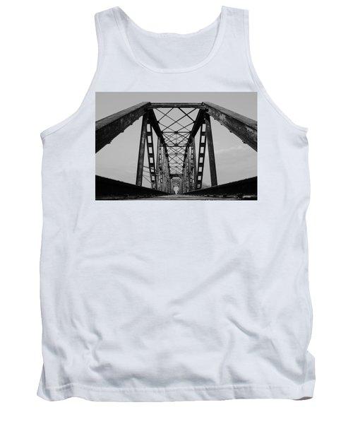 Pennsylvania Steel Co. Railroad Bridge Tank Top
