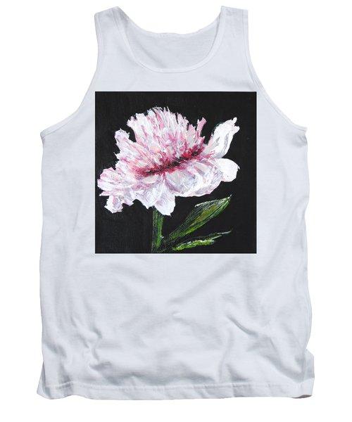 Peony Bloom Tank Top