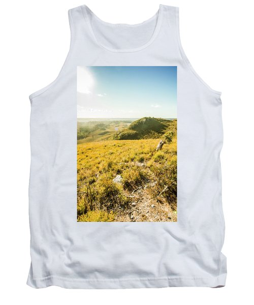 Picture Perfect Pastures Tank Top