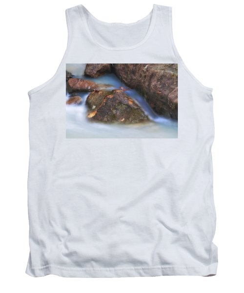 Perpetual Motion Tank Top by Andy Crawford