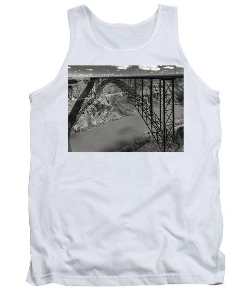 Perrine Bridge, Twin Falls, Idaho Tank Top