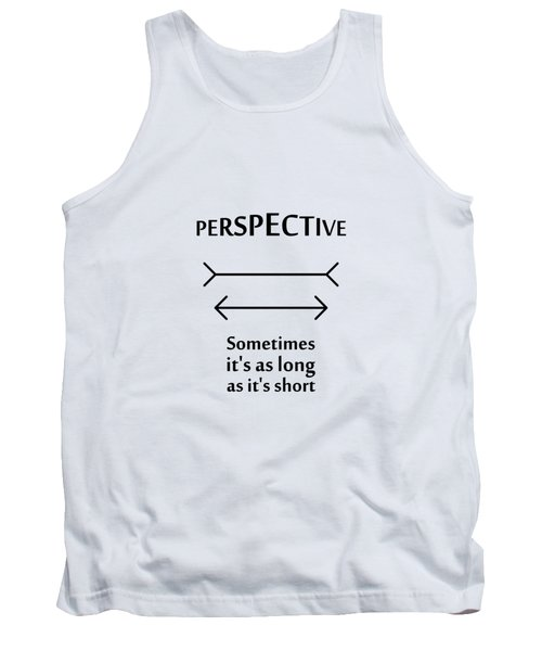 Perspective Tank Top