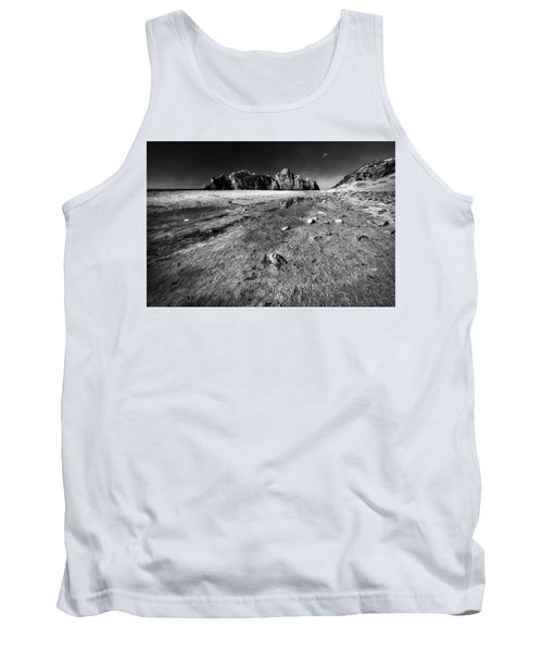 Tank Top featuring the photograph Pheiffer Beach -keyhole Rock #17 Big Sur, Ca by Jennifer Rondinelli Reilly - Fine Art Photography