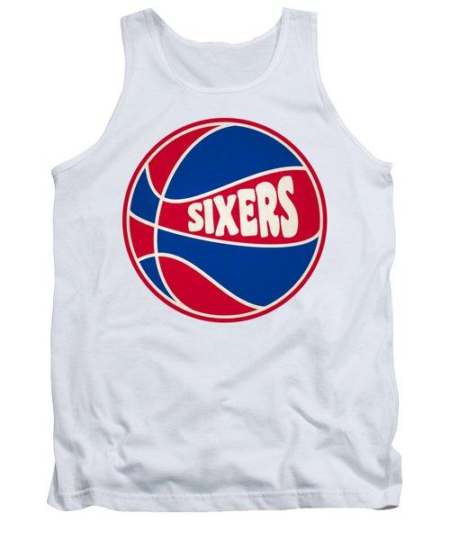 Philadelphia 76ers Retro Shirt Tank Top