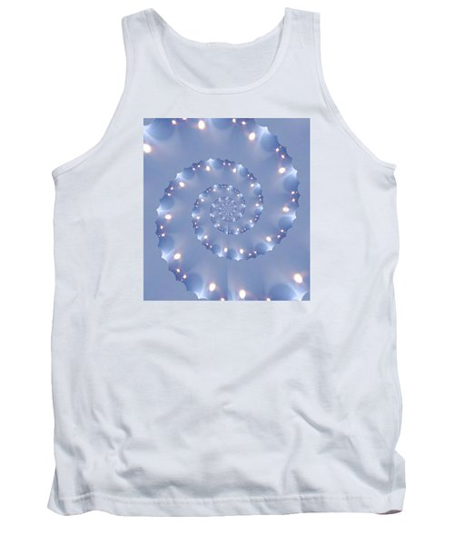 Tank Top featuring the photograph Phone Case Lites by Debra     Vatalaro