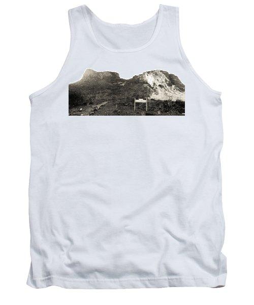 Picacho Peak Traihead Tank Top