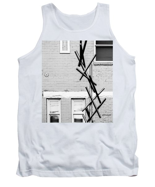 Pick-up Sticks Tank Top