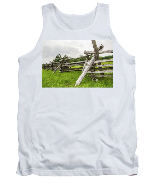 Picket Fence Tank Top