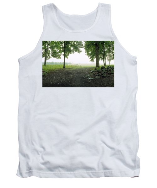 Pickett's Charge Tank Top by Jan W Faul