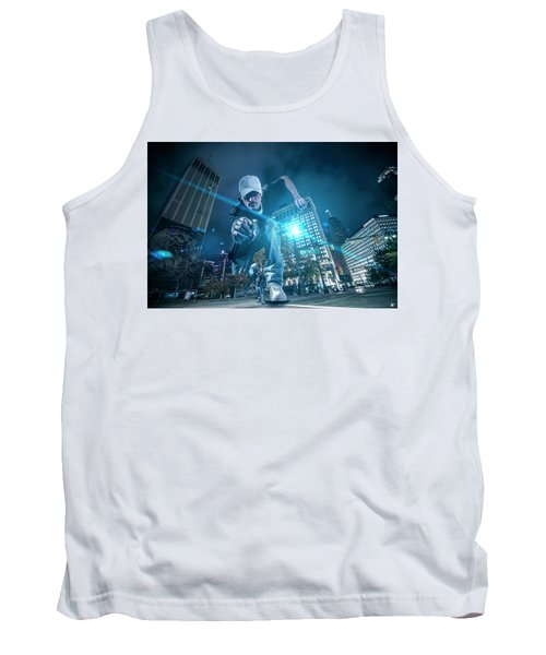 Tank Top featuring the photograph Pics By Nick by Nicholas Grunas