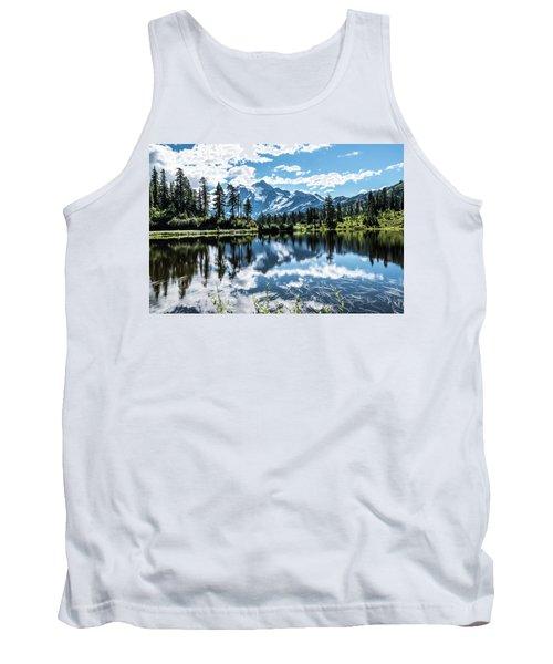 Picture Lake Tank Top