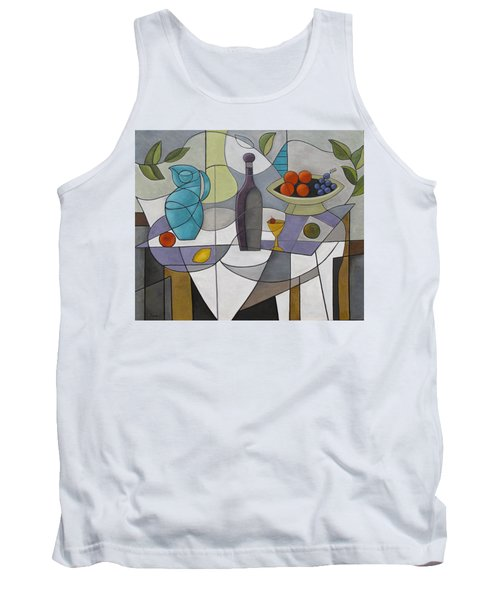 Pieces Of A Dream Tank Top