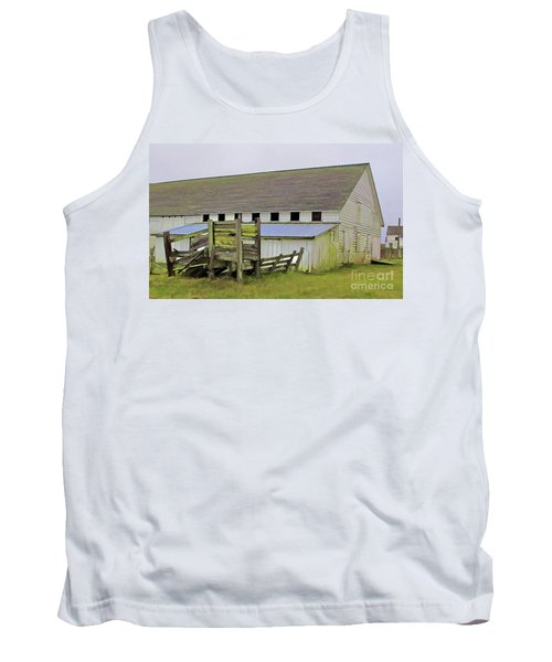 Pierce Pt. Ranch Barn Tank Top