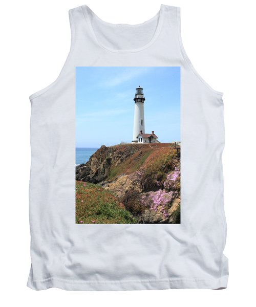 Pigeon Point Lighthouse 2 Tank Top