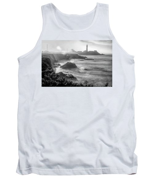 Pigeon Point Rocky Shore Tank Top