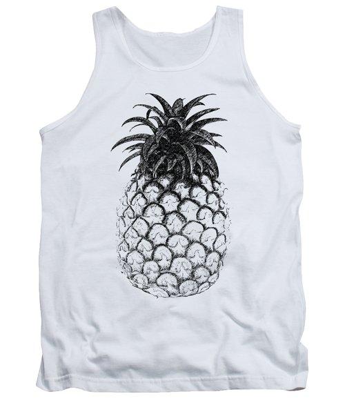 Pineapple Tank Top by Birgitta