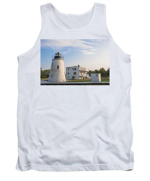 Piney Point Lighthouse - Mayland Tank Top
