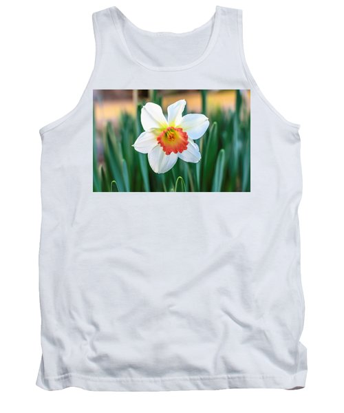 Pink Cup Solo Daffodil Tank Top