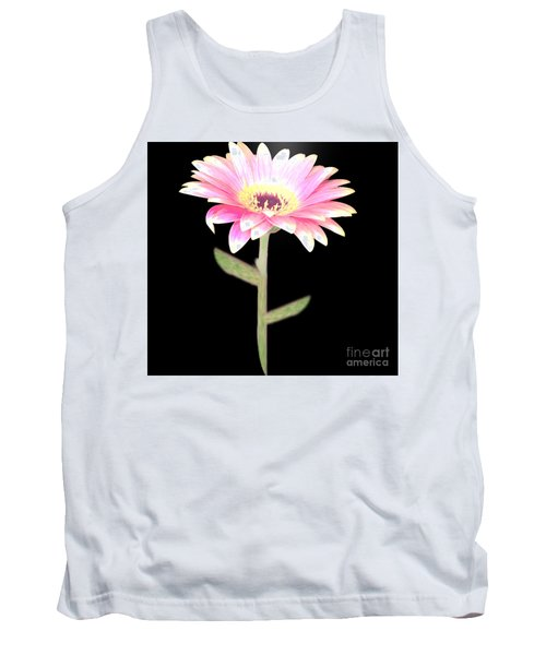 Pink Pink Delight Tank Top by Belinda Threeths