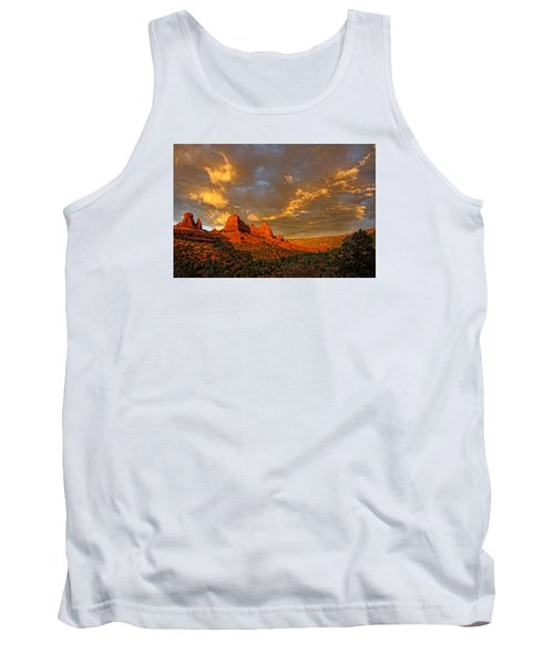 Pinnacle Of Light Tank Top