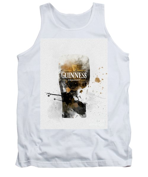 Pint Of Guinness Tank Top