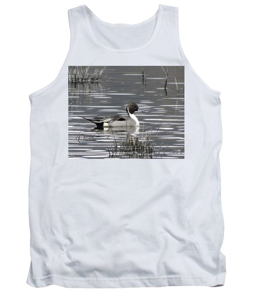 Pintail Duck Tank Top