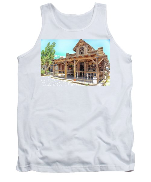 Pioneertown, Usa Tank Top