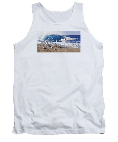 Pipe Foam Tank Top