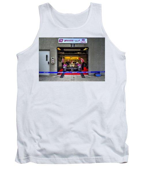 Pippa Mann Garage 2016 Tank Top