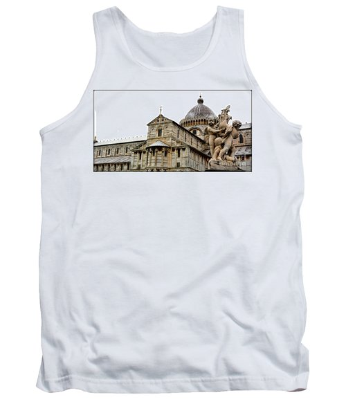 Pisa Cherubs Tank Top