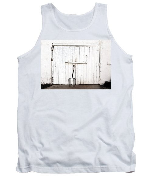 Pitch Fork Tank Top