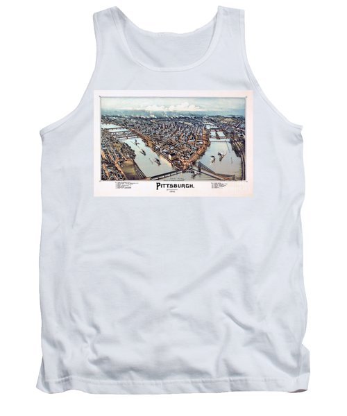 Pittsburgh Pennsylvania 1902 Tank Top