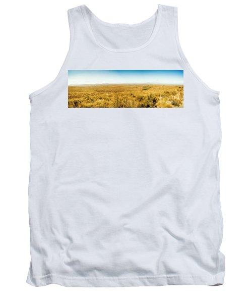 Plain Plains Tank Top