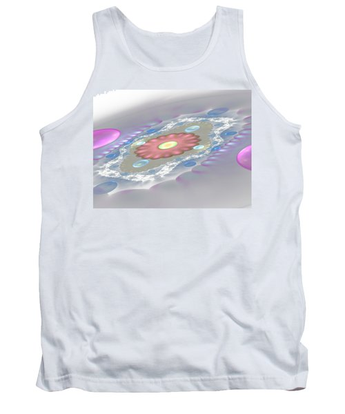 Planet Surface Tank Top