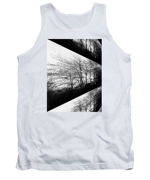 Playing With Shadows Tank Top