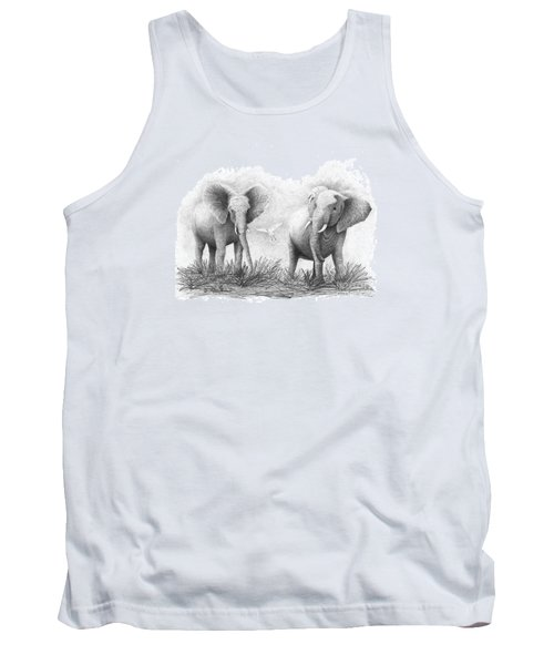 Playtime Tank Top by Phyllis Howard
