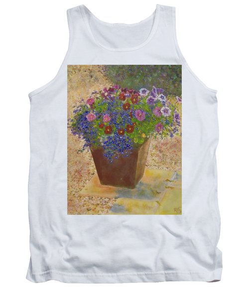 Pleasure Pot Tank Top by Richard James Digance