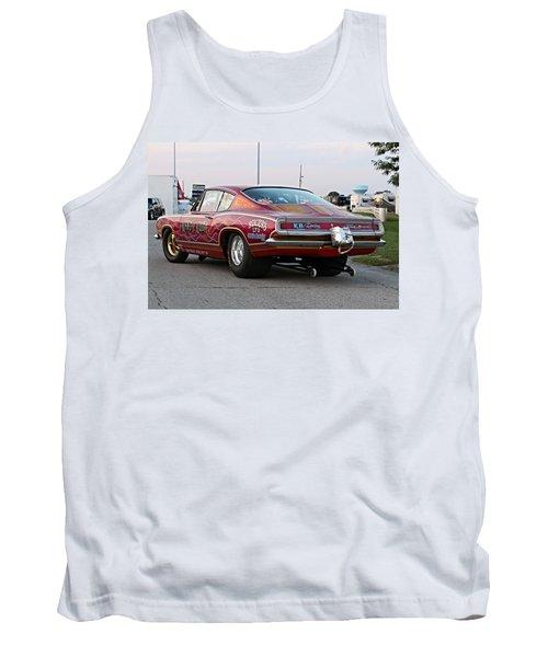 Plymouth Barracuda Tank Top