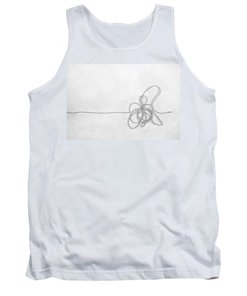 Point A To Point B Tank Top