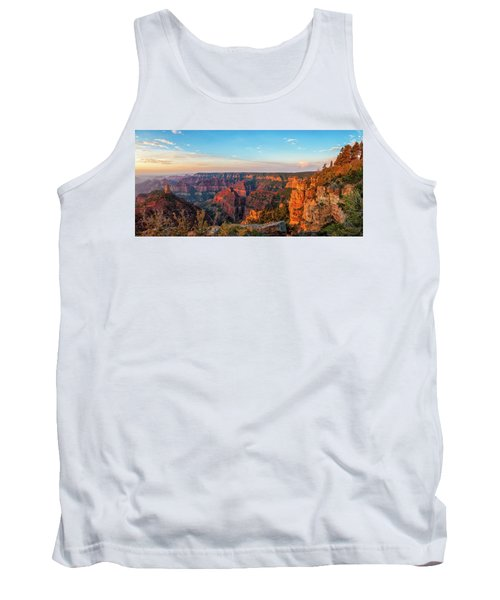 Point Imperial Sunrise Panorama II Tank Top